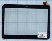 Сенсорное стекло - тачскрин 300-L4606A-A00 черный, Диагональ 8.9