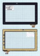 - Сенсорное стекло (тачскрин) 300-N3690P-A00-V1.0 черное, Диагональ 7
