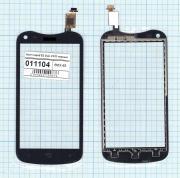 - Сенсорное стекло (тачскрин) Acer Liquid E2 Duo V370 черный,...