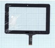 - Сенсорное стекло (тачскрин) Ainol Novo 7 Venus черный, Диагональ 7