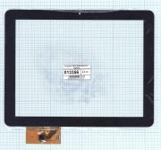 - Сенсорное стекло (тачскрин) 300-L3816A-A00-V1.0 черный, Диагональ...
