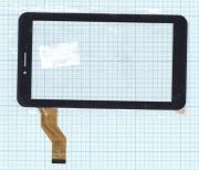 - Сенсорное стекло (тачскрин) Ainol 3G AX3 черный, Диагональ 7