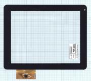 - Сенсорное стекло (тачскрин) 300-L3816A-B00-V1.0 черный, Диагональ...