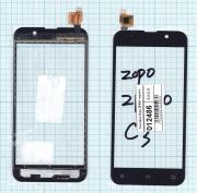 - Сенсорное стекло (тачскрин) Zopo ZP980 черный, Диагональ 5,...