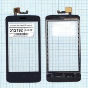 - Сенсорное стекло(тачскрин) Acer Liquid Z4 черный, Диагональ 4,...