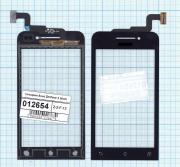 - Сенсорное стекло (тачскрин) Asus Zenfone 4 black, Диагональ 4,...