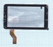 - Сенсорное стекло (тачскрин) Ainol AX2 черный, Диагональ 7