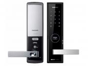 Samsung SHS-H505 FBK/EN (5050) - Электронный дверной замок