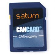 Saturn Cancard CAN модуль