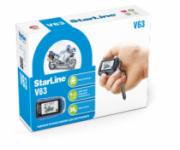 Сигнализация StarLine V63 Moto