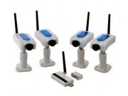 SITITEK Home - беспроводной Wi-Fi видеокомплект