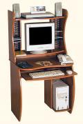 Компьютерный стол с надстройкой «КС-6 + КН-6»