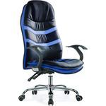 Офисное кресло SmartBuy SB-A325 черное с синим