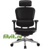 Эргономичное компьютерное кресло ERGOHUMAN Plus (Lux)