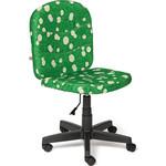 "Кресло TetChair STEP ткань, ""ромашки на зеленом"""