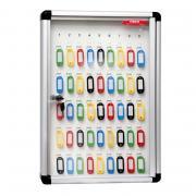 Шкаф Onix К-45 для 45 ключей (340x47x480мм)