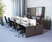 Мебель для персонала ML Венге Стиль