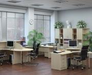 Мебель для персонала Клен