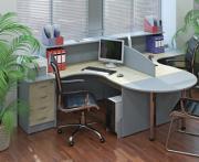 Мебель для персонала Комби Клен