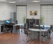Мебель для персонала Комби Венге