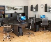 Мебель для персонала Антрацит