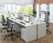 Мебель для персонала ML Стиль Белый