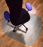 Защитный коврик под компьютерное кресло (стул) RS-OFFICE 1200x1000 мм...