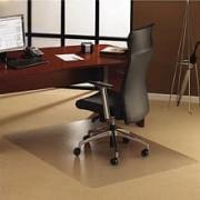 Floortex Защитный напольный коврик под компьютерное кресло стул для...