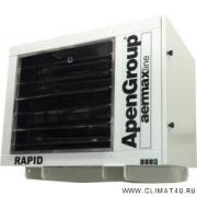Навесные воздухонагреватели (калориферы) SONNIGER Rapid 024