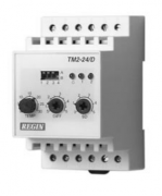 Электронный двухступенчатый термостат Regin TM2-24/D