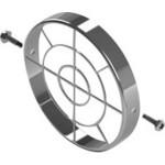 Решетка STOUT из нержавеющей стали диаметр 80 для воздухоподводящей...