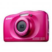 Компактный фотоаппарат Nikon Coolpix W100 Pink Backpack KIT...