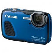 Камера222 Canon PowerShot D30 Blue (9337B002)