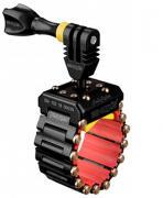 Крепление цепь на мотоцикл для GoPro iSHOXS Hell Rider черное