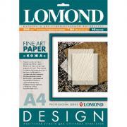"Lomond Design Leather 200/A4/10л фотобумага ""Кожа"" матовая"