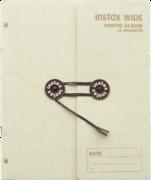 Fujifilm Instax Wide Album (светло-коричневый)