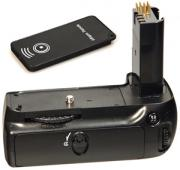 Батарейная ручка Dicom NIKD90 (MB-D80) + пульт