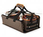 Сумка Lowepro DroneGuard Kit для квадрокоптера открытая