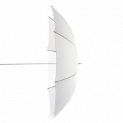 Зонт Elinchrom 85cm белый на просвет