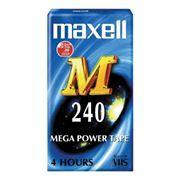Видеокассета VHS MAXELL M240 240 min