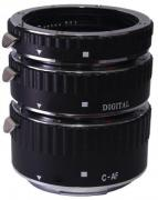 Удлинительное кольцо Phottix AF Extension Tube (3 Rings) for Canon...