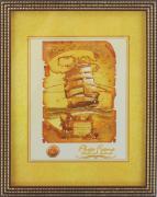 """Фоторамка Pioneer """"Meggy"""", цвет: коричневый, золотистый, 15 х 20 см"""