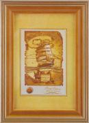 """Фоторамка Pioneer """"Debora"""", цвет: золотистый, желтый, 10 x 15 см"""