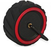 Колонка Molecula BPS-101 Bluetooth Black-Red