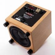 Сабвуферы MJ Acoustics Ref 200 walnut