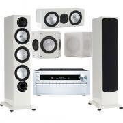 Домашний кинотеатр Monitor Audio Silver RX / Onkyo TX-NR3010 Set
