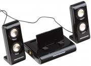 Портативная акустика Thrustmaster Sound System 2 in 1 for PSP Black