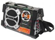 Rolsen RBM-312, Black Silver портативная акустическая система