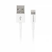 Кабель CAPDASE Sync & Charge Cable USB-Lightning 1.2m, белый
