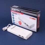 Внешний аккумулятор ROBITON POWER BANK Li13-W, белый